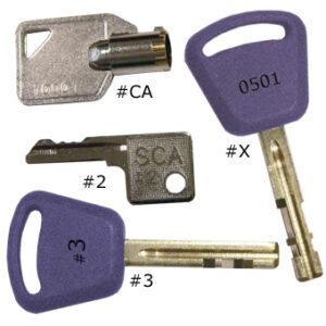 manual key override
